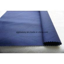 Blue Plain Weave Wool Fabric