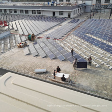 Solar Mounting System Flat Roof Triangle Structure
