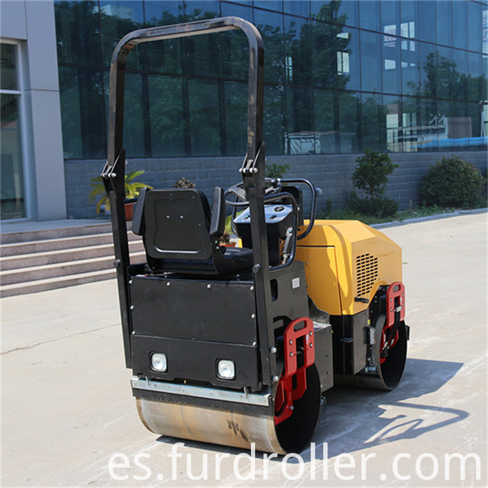 New Condition Tandem Road Roller