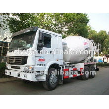 SINOTRUK caminhão-montou caminhão do howo do misturador para a venda