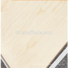 Contraplacado de madeira Maple