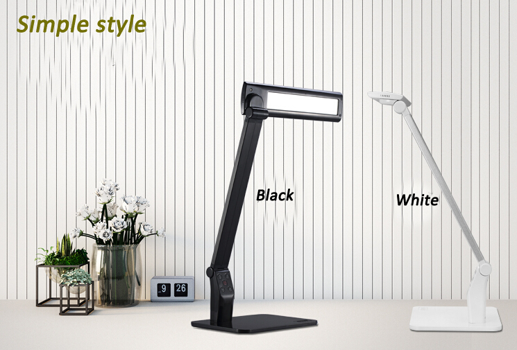 LED Reading Light Table Lamp