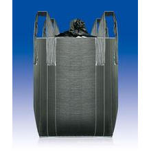 Profissional cor preta Jumbo sacos de carbono preto