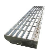 HDG Hot dip galvanized steel steps/safety steel grating stair treads