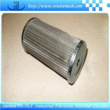 Cilindro de filtro SUS 304 Vetex