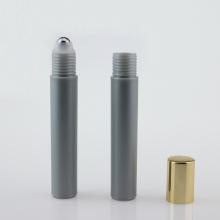 10ml Bouteille en gros de bouteille en plastique en plastique avec rouleau en acier et capuchon en aluminium