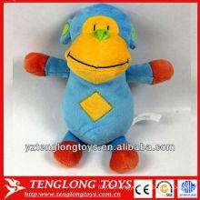 New designed cute stuffed plush monkey yoy