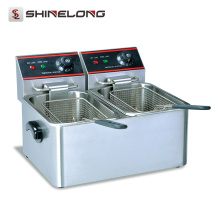 4L Commercial Countertop Electric General Electric Deep Fryer Can Fry Various Of Food Multipurpose Deep Fryer