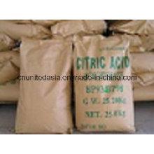 Ácido cítrico monohidrato