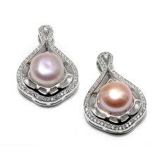 Pendentif en perle de mode pour collier Collier bijoux Charms