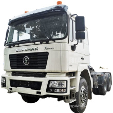 China shacman f2000 trailer truck for sale