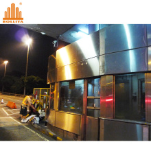 Stainless Steel Composite Rainscreen Cladding