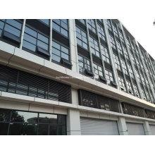 Residential Grade Tempered Doppelverglasung Aluminium Fenster und Türen