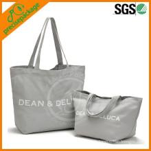 Neue Design Cotton Canvas Tasche Einkaufstasche
