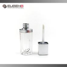 Lippenstift-Lipglossverpackung, AS- und PETG-Material-Lipgloss-Rohr