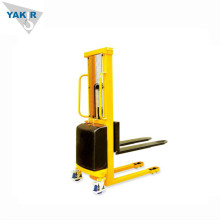 Capacity 2 ton semi electric truck forklift stacker