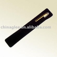 bolsa de veludo caneta - venda quente