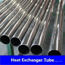 Tubes soudés par échangeur de chaleur ASTM249 avec le matériel 304 304L 316L