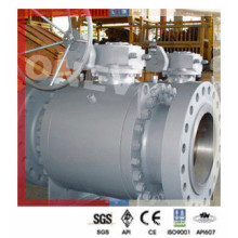 "API 6D 3PCS Lcb Rtj Flanged Ball Valve in 6"" Class 300"