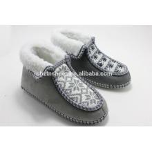 Женщины домашний ботинок кашемира домой ботинок довольно домашний ботинок для женщин