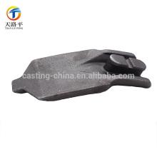 La pieza agradable de la maquinaria de las piezas del bastidor del aluminio y del acero de la calidad del OEM con la cera perdida que echa