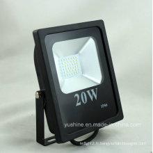 Nouvelle lumière LED extérieure 20W avec 2835SMD