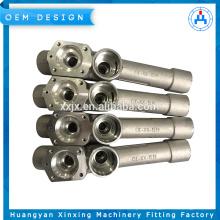 Las boquillas de aluminio del cuerpo de la boquilla moldean el moldeo permanente proporcionan la fábrica de moldes