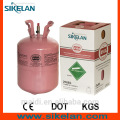 99.9% Purity Good Quality Mixed Refrigerant R410a Gas