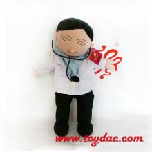 Plush Doctor Doll Marinette