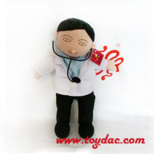 Плюшевая Кукла Доктор Маринетте
