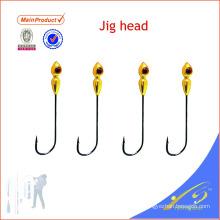 JHL001 barato isca de pesca isca artificial jig lead jig heads