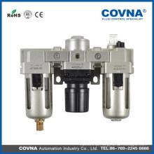 Unidade de tratamento da fonte de ar Lubrificador do regulador do filtro de ar