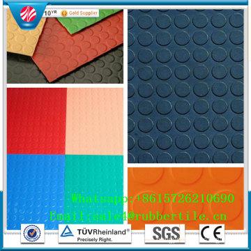 Fire-Resistant Rubber Flooring/Hospital Rubber Flooring