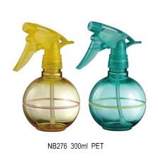 Bouteille en plastique avec pulvérisateur à gâchette pour jardin (NB276)