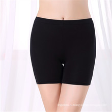 Анти--выставили нижнее белье высокая талия женщин леггинсы бамбук ткань женщины нижнее белье боксер