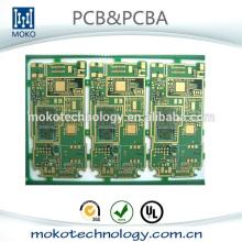 Placa de circuito impresa OEM médica electrónica de la pcb con el mejor precio