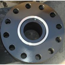 ANSI standard RTJ forged steel weld neck flanges