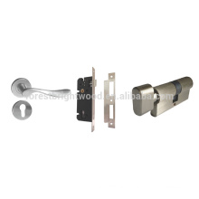 Zinc Alloyed / Stainless Steel Interior Room Door Mortise Door Lockset, Door Lock