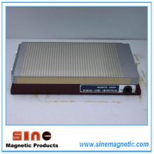 Mandrin électromagnétique lourd (pour broyeur et machine à raboter)