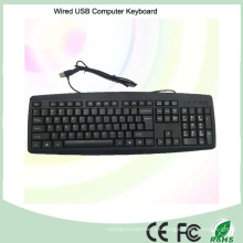 Accesorios de computadora Teclado de PC estándar (KB-1805)