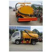 Mini Caminhão de Sucção Fecal com 2000L de Capacidade