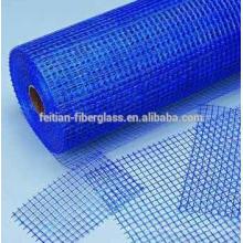 Gris en fibre de verre résistant aux alcalis 160g couleur bleue avec une qualité supérieure