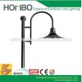HomBo HB-061 led jardín lámpara 30W 4000K LED Jardín lámpara precio de trabajo en el camino del jardín