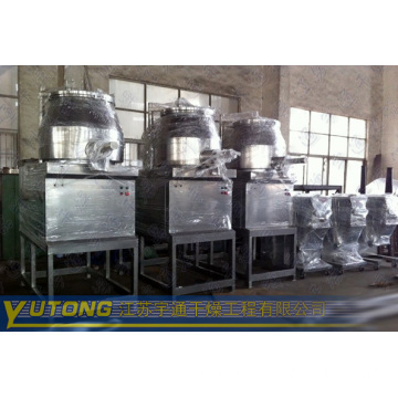 High Speed Mixing Granulator for Plastic Industry