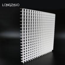HLK-Lüftungs-weiße Plastik-Eierkiste-Grillplatte