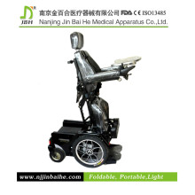 Is013485 Silla de ruedas eléctrica eléctrica ajustable aprobada