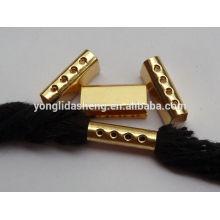 Großhandel Messing Schuhspitzen Spitzen / Shoelace Metall Spitzen