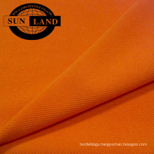 knitted polyester fluorescent pique fabric for sport t shirt