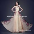 Elegante vestido de festa formal para a noite, vestidos de vestidos casuais para Lady girls