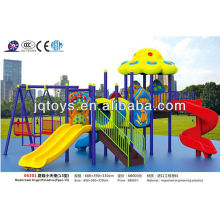 JS06301 New Design Kids Plastic Outdoor Playground Climbing Toy